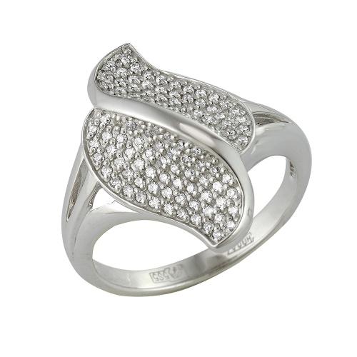 Кольцо из белого золота Бриллиант арт. 1-105-292 1-105-292