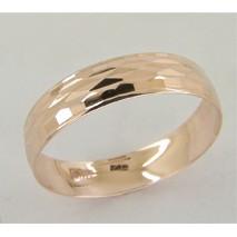 Обручальное кольцо из золота арт. 1-0595 1-0595