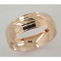 Обручальное кольцо из золота арт. 1-0583 1-0583