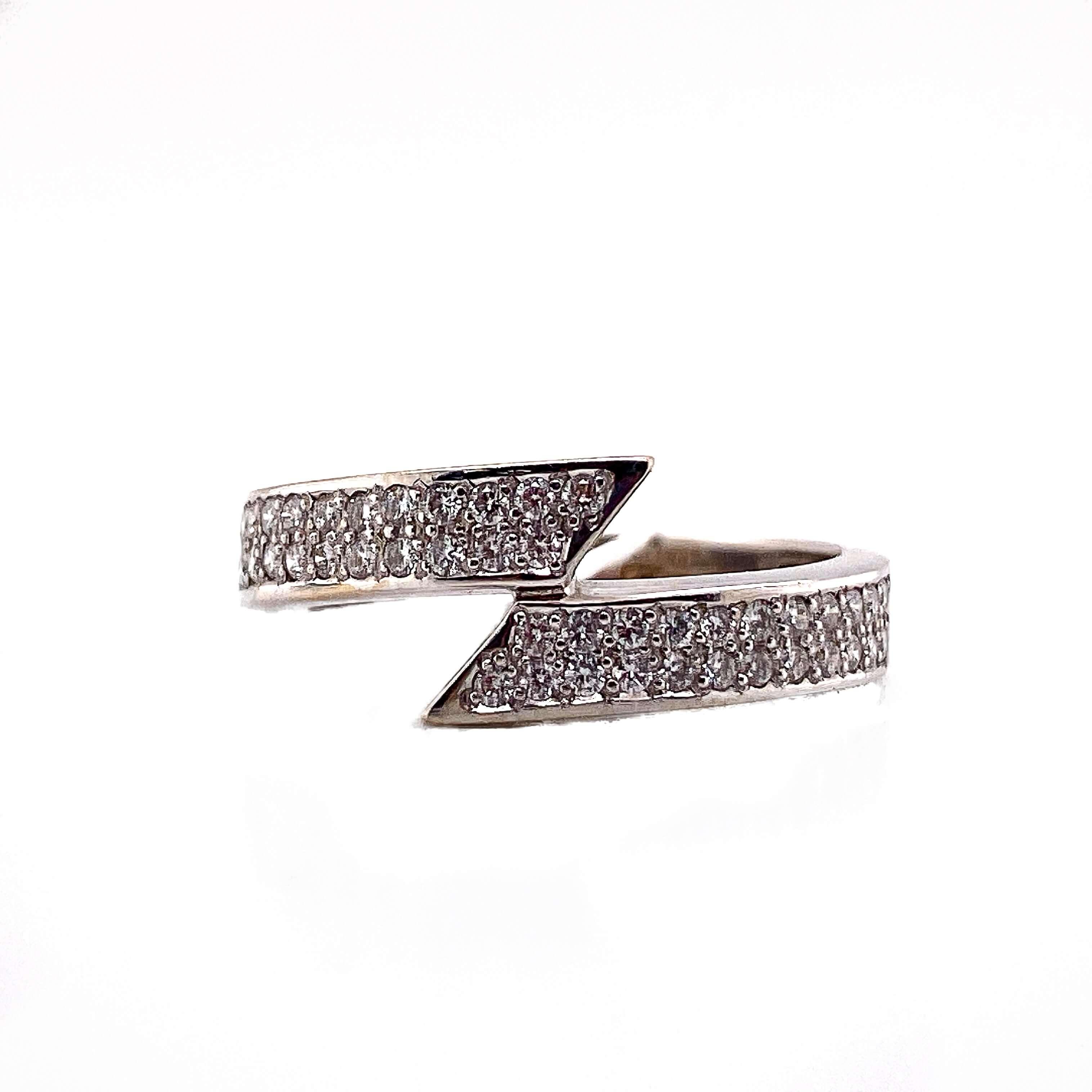 Кольцо из белого золота Бриллиант арт. 3К 0780 Б 3К 0780 Б