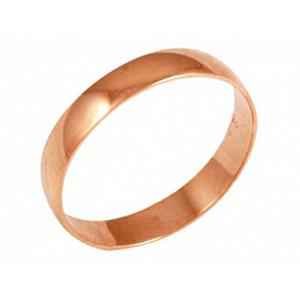 Обручальное кольцо из золота арт. 70004 70004
