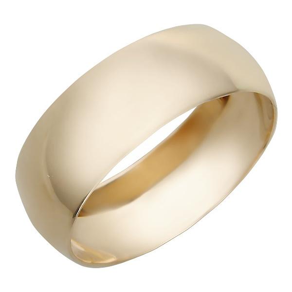 Обручальное кольцо из золота арт. 01о010139 01о010139