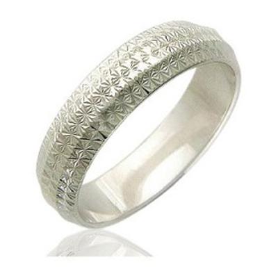Обручальное кольцо из белого золота арт. 01о720145 01о720145