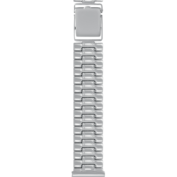 Мужской браслет для часов из белого золота размер присоединительного ушка 20 арт. 22012 22012