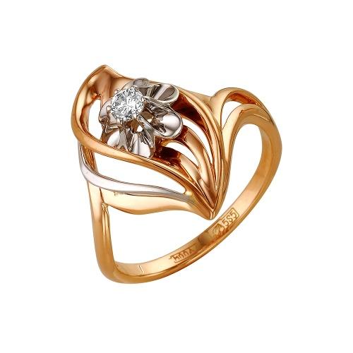 Золотое кольцо Бриллиант арт. 1-105-146 1-105-146