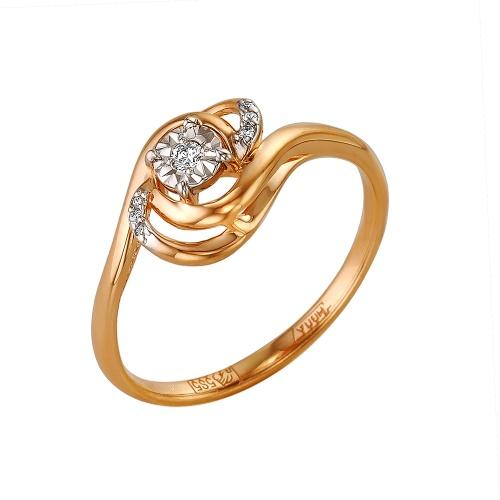 Золотое кольцо Бриллиант арт. 1-105-174 1-105-174