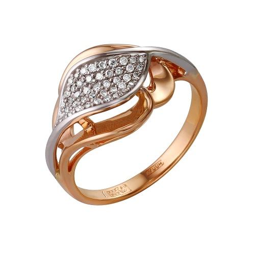 Кольцо из белого золота Бриллиант арт. 1-105-228 1-105-228