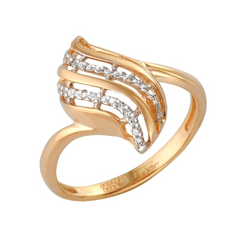 Золотое кольцо Бриллиант арт. 1-105-262 1-105-262