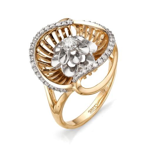 Золотое кольцо Бриллиант арт. 1-105-394 1-105-394