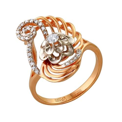 Золотое кольцо Бриллиант арт. 1-105-404 1-105-404