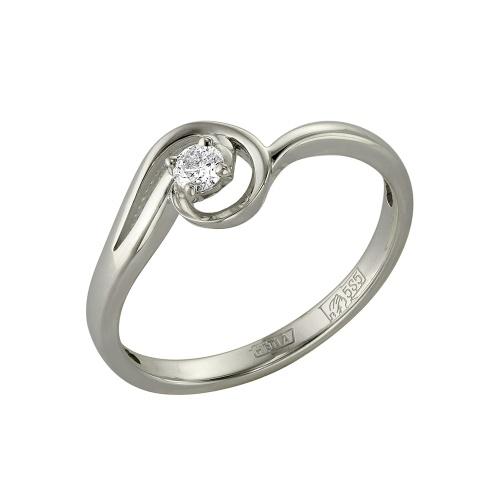 Золотое кольцо Бриллиант арт. 1-105-422 1-105-422
