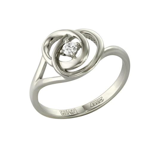 Золотое кольцо Бриллиант арт. 1-105-445 1-105-445