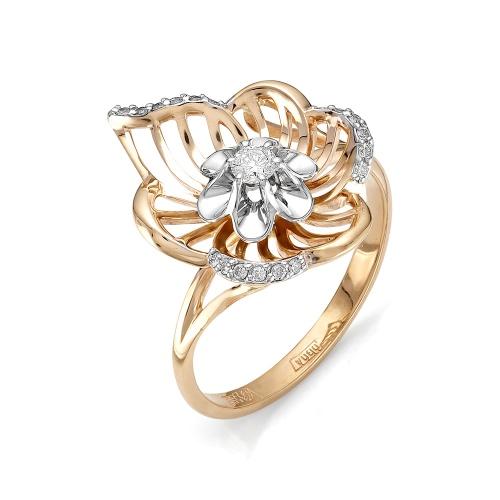 Золотое кольцо Бриллиант арт. 1-105-472 1-105-472