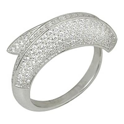 Серебряное кольцо Фианит арт. 3200001693Л 3200001693Л