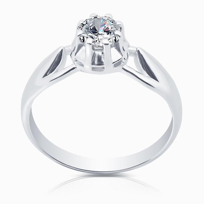 Серебряное кольцо Фианит арт. 00158 00158