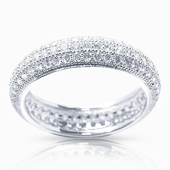 Серебряное кольцо Фианит арт. 00480 00480