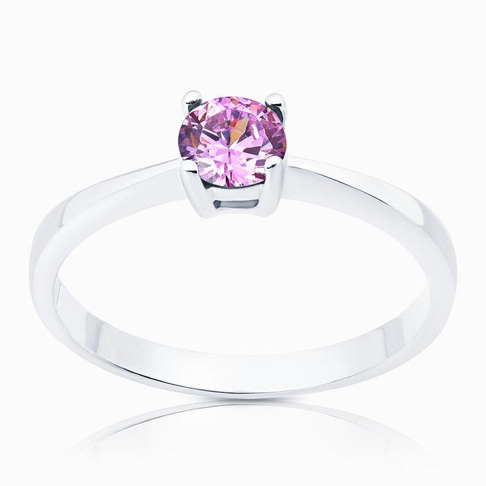 Серебряное кольцо Фианит арт. 00773 00773