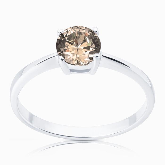 Серебряное кольцо Фианит арт. 00749 00749