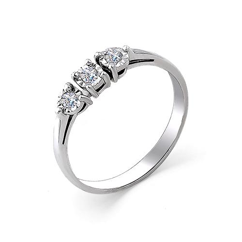 Золотое кольцо Бриллиант арт. 1-104-881 1-104-881