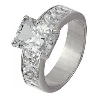Серебряное кольцо Фианит арт. 3207002271Л 3207002271Л