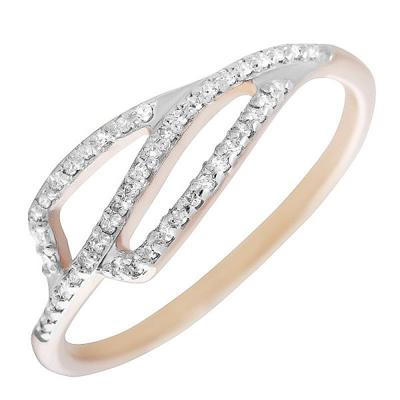 Золотое кольцо Бриллиант арт. 80111.0101 80111.0101