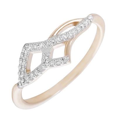 Золотое кольцо Бриллиант арт. 80123.0101 80123.0101