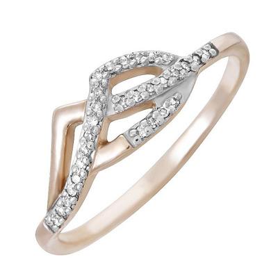 Золотое кольцо Бриллиант арт. 80097.0101 80097.0101