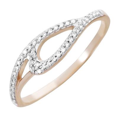 Золотое кольцо Бриллиант арт. 80090.0101 80090.0101