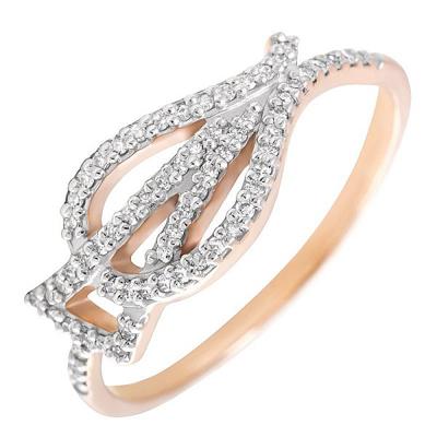 Золотое кольцо Бриллиант арт. 80133.0101 80133.0101