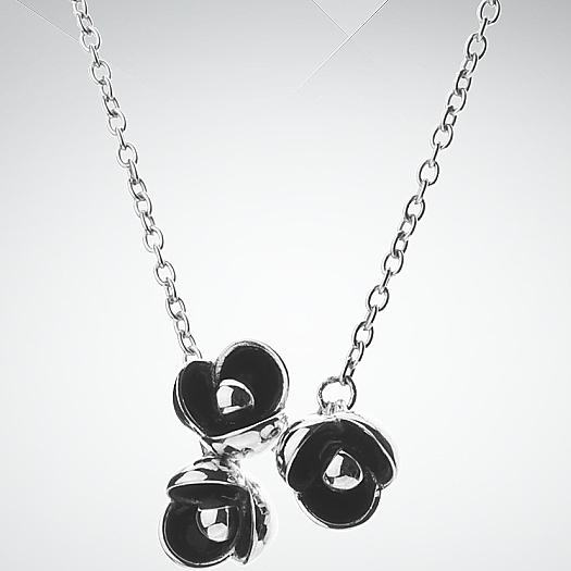 Серебряное колье арт. clc339n45 clc339n45