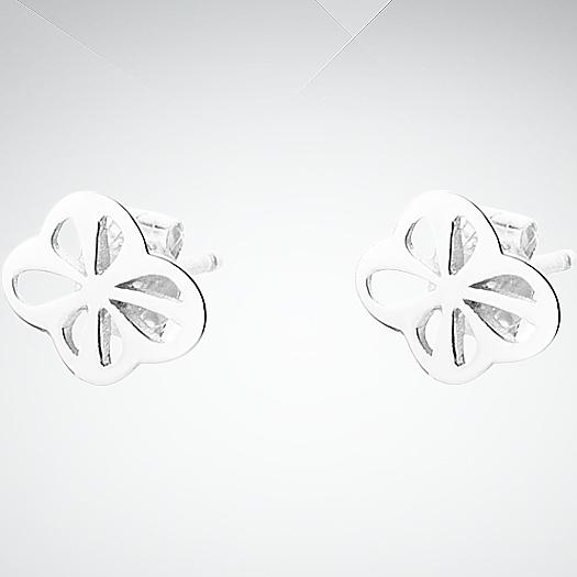 Серьги пусеты из серебра арт. caw053 caw053