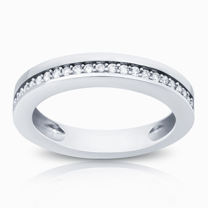 Серебряное кольцо Фианит арт. 02618 02618