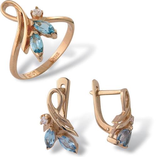 Серебряное кольцо Фианит арт. 4к-536-04 4к-536-04