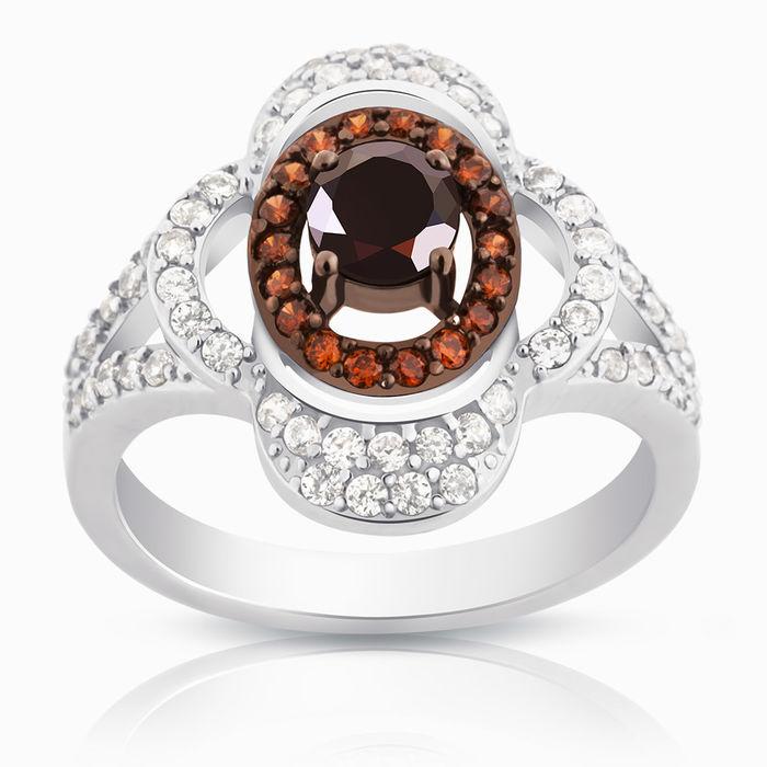 Серебряное кольцо Фианит арт. 02778 02778