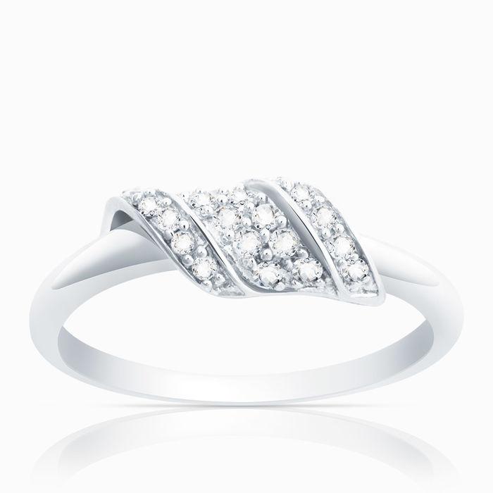 Серебряное кольцо Фианит арт. 00326 00326