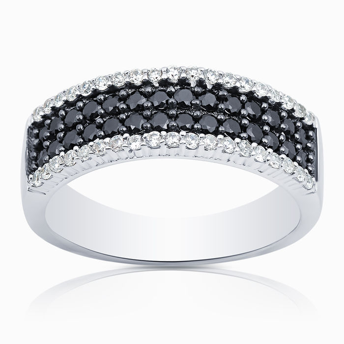 Серебряное кольцо Фианит арт. 02542 02542