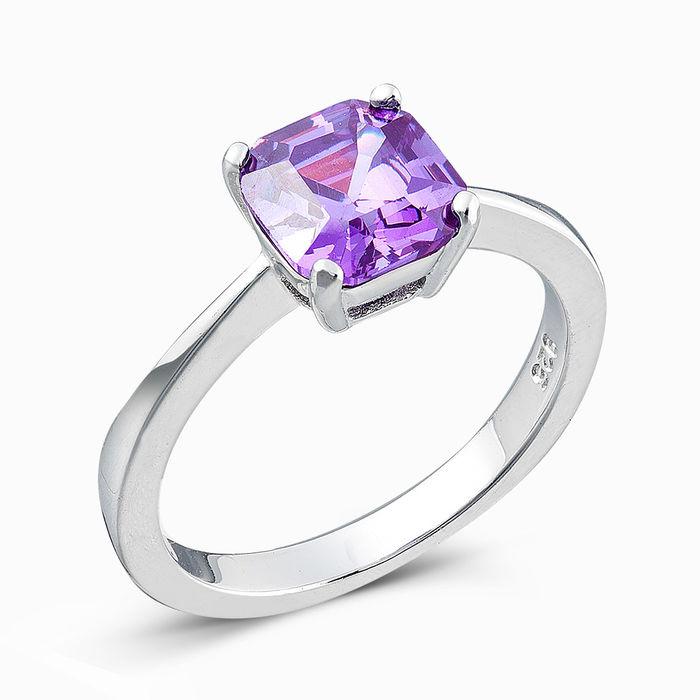 Серебряное кольцо Фианит арт. 00713 00713