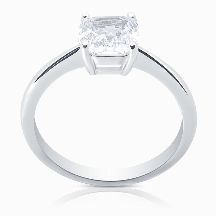 Серебряное кольцо Фианит арт. 00711 00711