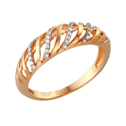 Золотое кольцо Бриллиант арт. 1-105-250 1-105-250