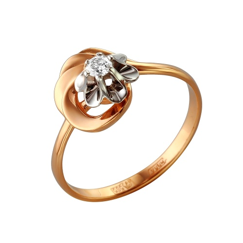 Золотое кольцо Бриллиант арт. 1-105-281 1-105-281