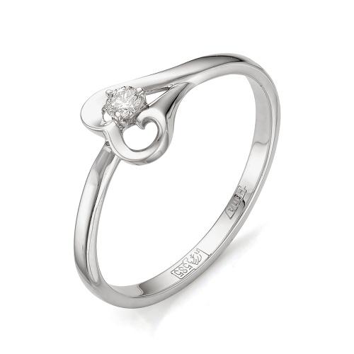 Золотое кольцо Бриллиант арт. 1-105-407/1 1-105-407/1