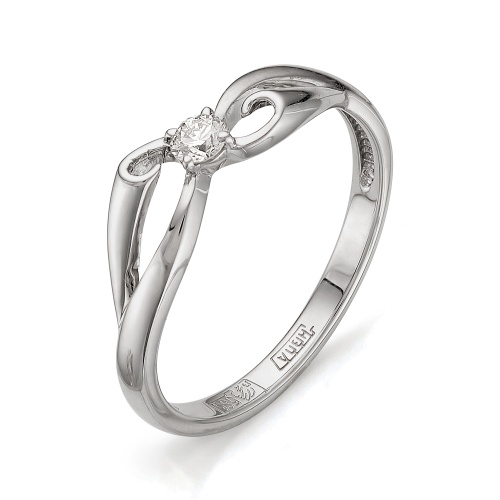 Золотое кольцо Бриллиант арт. 1-105-408 1-105-408