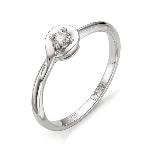 Золотое кольцо Бриллиант арт. 1-105-412/1 1-105-412/1