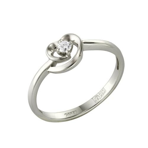 Золотое кольцо Бриллиант арт. 1-105-429/1 1-105-429/1