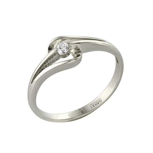 Золотое кольцо Бриллиант арт. 1-105-432/1 1-105-432/1