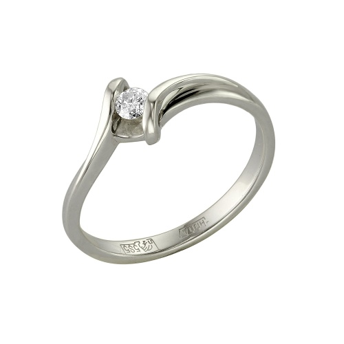 Золотое кольцо Бриллиант арт. 1-105-436/1 1-105-436/1