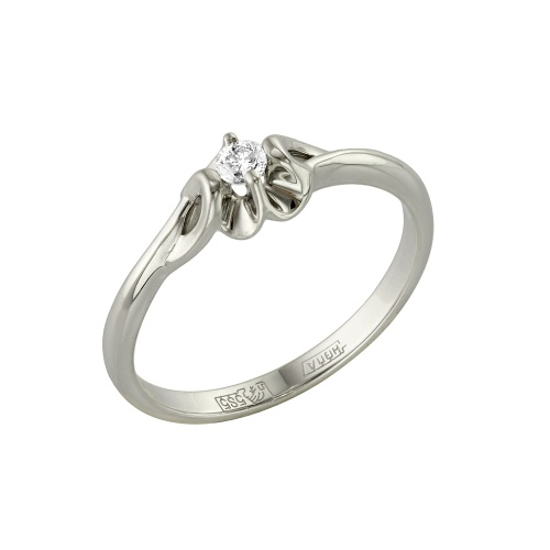 Золотое кольцо Бриллиант арт. 1-105-450/1 1-105-450/1