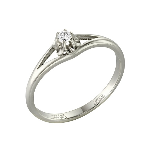 Золотое кольцо Бриллиант арт. 1-105-468 1-105-468
