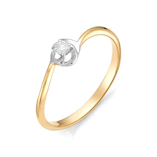 Золотое кольцо Бриллиант арт. 1-105-469 1-105-469