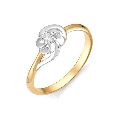 Золотое кольцо Бриллиант арт. 1-105-478 1-105-478